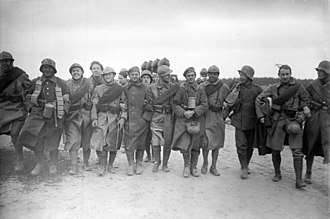 Westfront 1918 - Some of the background actors