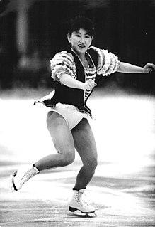 Midori Ito Japanese figure skater
