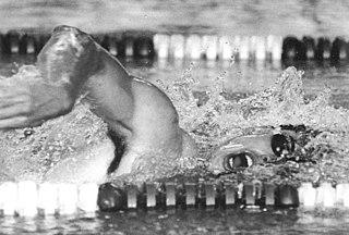Jörg Hoffmann (swimmer) East German freestyle swimmer