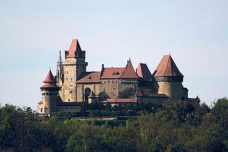 Burg Kreuzenstein - View from the south