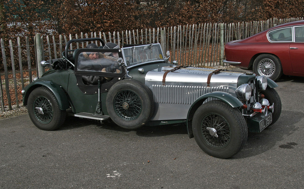 Top Car Models >> Burlington Cars - Wikipedia