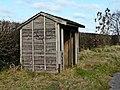 Bus Shelter at junction of Salts Lane and A4091, Drayton Basset - geograph.org.uk - 1094551.jpg
