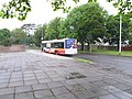 Bus stand in Mahon, Cork (geograph 3032073).jpg