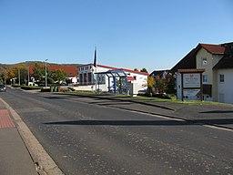 Saalweg in Schauenburg