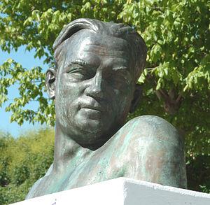 Pablo Sorozábal - Bust of Pablo Sorazábal in Madrid.