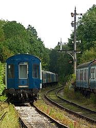 Butterley CF Station & bracket signal (6097495233).jpg
