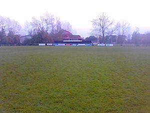 Romsey Town F.C. - The Bypass Ground