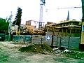 Bytom budowa centrum ul.Webera Polska - panoramio.jpg