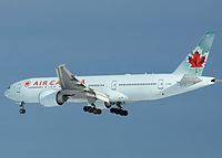 C-FIUF - B772 - Air Canada