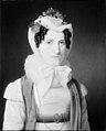 C.W. Eckersberg - Adelheid Berlin, Grosserer Lippmann Berlins hustru - KMS3495 - Statens Museum for Kunst.jpg