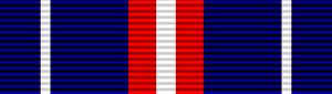 André Blattmann - Image: CHE Length of service decoration