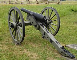 Field artillery in the American Civil War