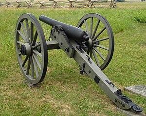 Phoenix Iron Works (Phoenixville, Pennsylvania) - 3-Inch Ordnance Rifle