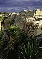 Caesarea Maritima - Byzantijnse muur.jpg