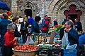 Cahors market, Lot, France, 20 Sept. 2008 - 2873218280.jpg