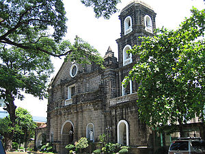 Cainta - Image: Cainta Church