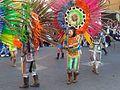 Camada de San Francisco Tlacuilohcan en el Carnaval de Tlaxcala 2017.jpg
