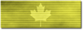 Canada Gold Ribbon Shadowed.png