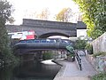 Canal, road and rail bridges - geograph.org.uk - 2098234.jpg