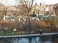 Canalside garden, Kensal Green - geograph.org.uk - 656803.jpg