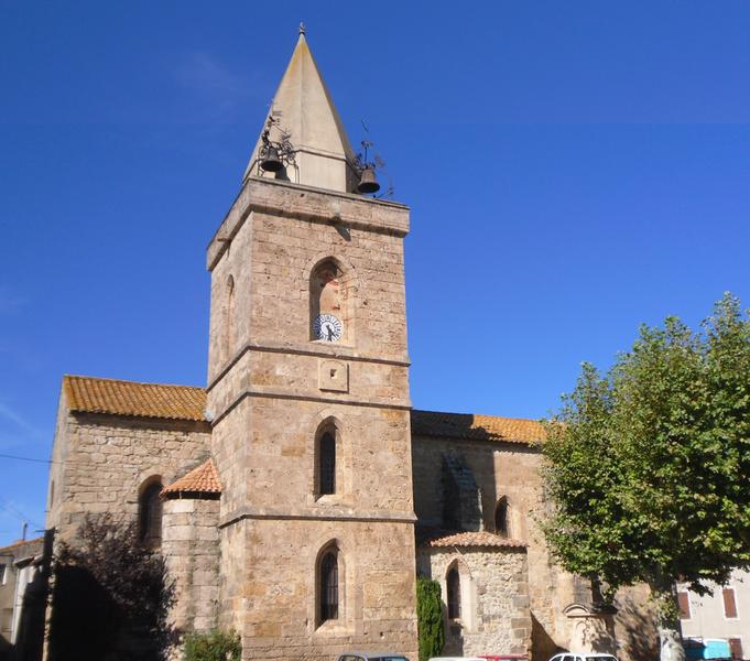 Canet d'Aude église