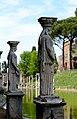 Canopus Caryatids in Villa Adriana (Tivoli).jpg