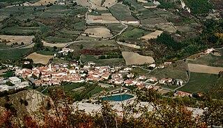 Cantalupo Ligure Comune in Piedmont, Italy