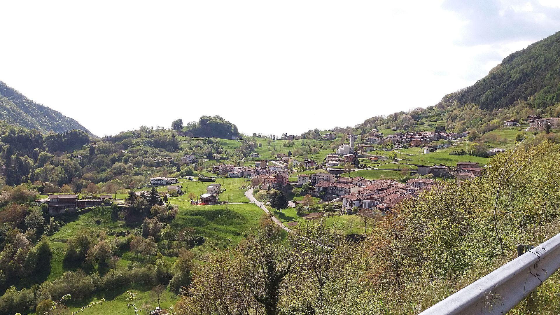 Capovalle – Veduta