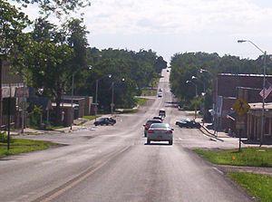Carbondale, Kansas - Downtown Carbondale (2005)