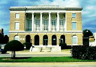 Carl Albert Federal Building