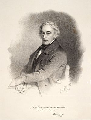 Carl Friedrich Philipp von Martius - Martius in 1850.