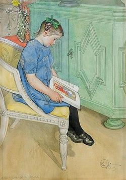 LARSSON Carl Anna-Johanna 1913