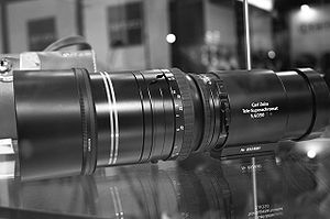 Superachromat - Image: Carl Zeiss Tele Superachromat