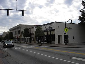 National Register of Historic Places listings in Carroll County, Georgia - Image: Carrollton Commercial Historic District 3