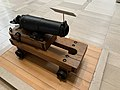 Carronade six-pounder cannon, 1781.JPG