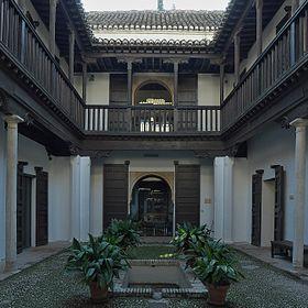Casa del chapiz wikipedia la enciclopedia libre for Balaustres granada