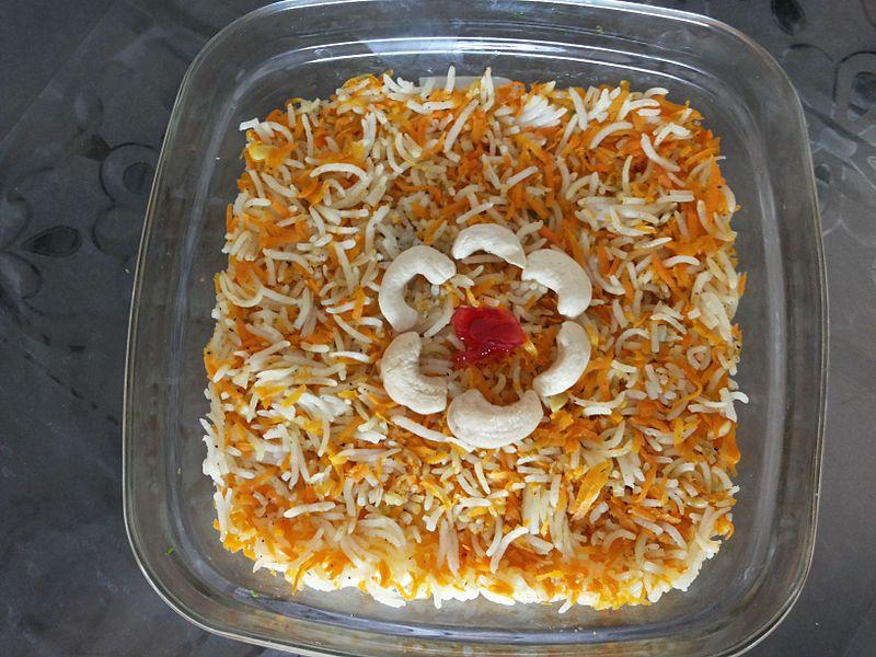 File:Cashew Rice.jpg - Wikimedia Commons