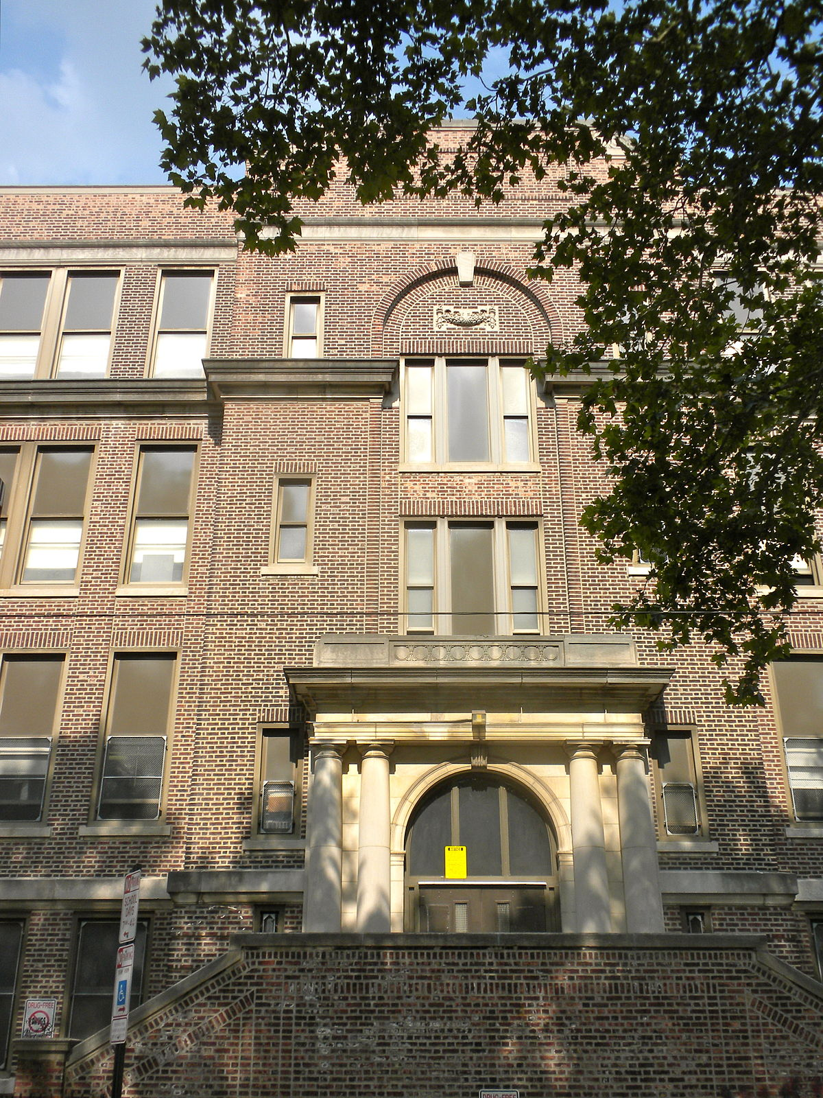 Lewis C. Cassidy School - Wikipedia