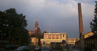 Castellanza Comune in Lombardy, Italy