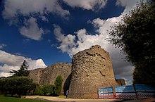 Il castello di Ariano Irpino