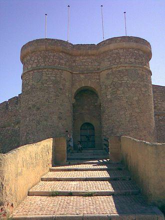 Chinchilla de Montearagón - Image: Castillo Chinchilla de Monte Aragón