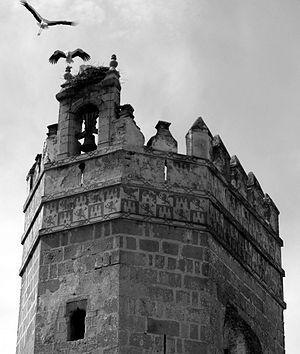 Castle San Marcos in El Puerto de Santa María, Spain