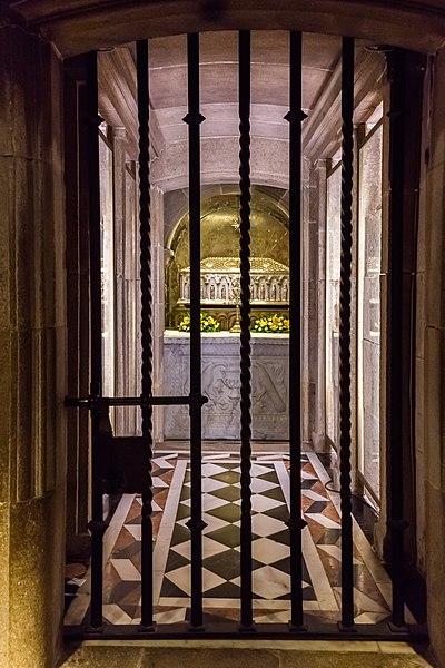 File:Catedral, Santiago de Compostela, España, 2015-09-22, DD 08.jpg