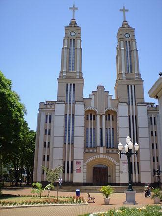 Campo Mourão - St. Joseph Cathedral.