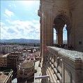 Catedral de Murcia - Vista Este desde el balcón de los conjuratorios - Vista.jpg