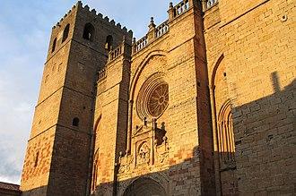 Sigüenza - Cathedral of Sigüenza.