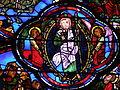 Cathédrale de Bourges Vitrail de l'Apocalypse.JPG