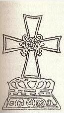 Cathayan Nestorian Cross 1