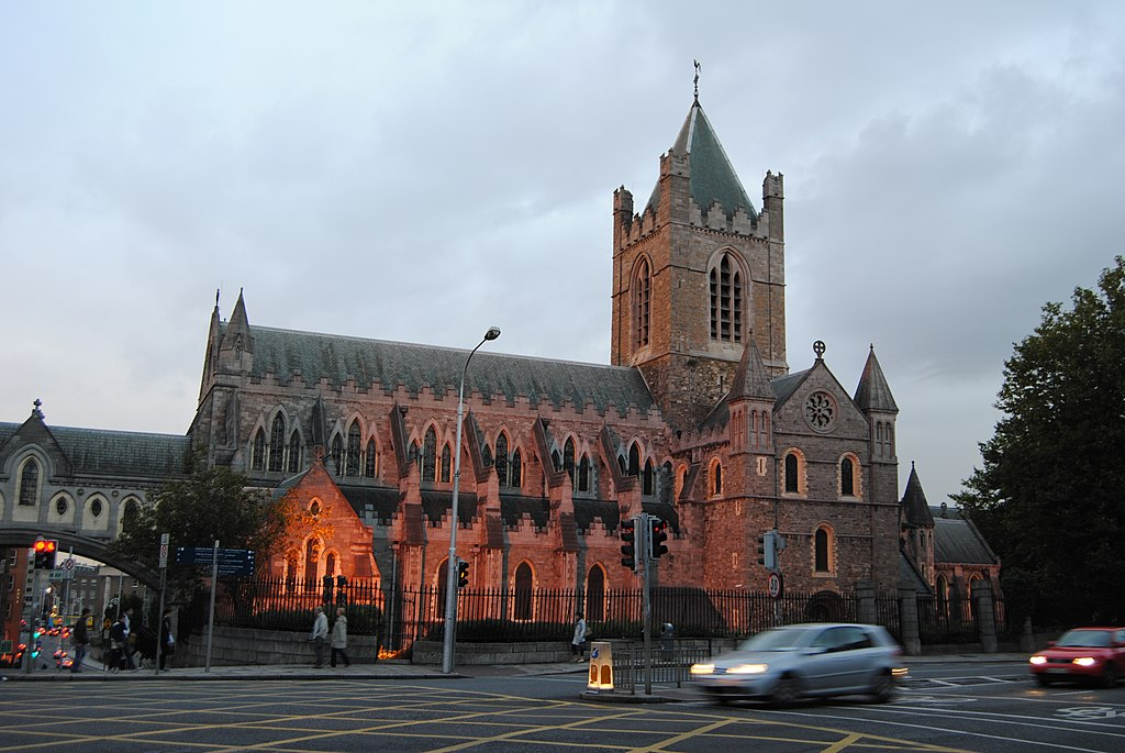 Cathedral Church of the Holy Trinity - Dublin - panoramio