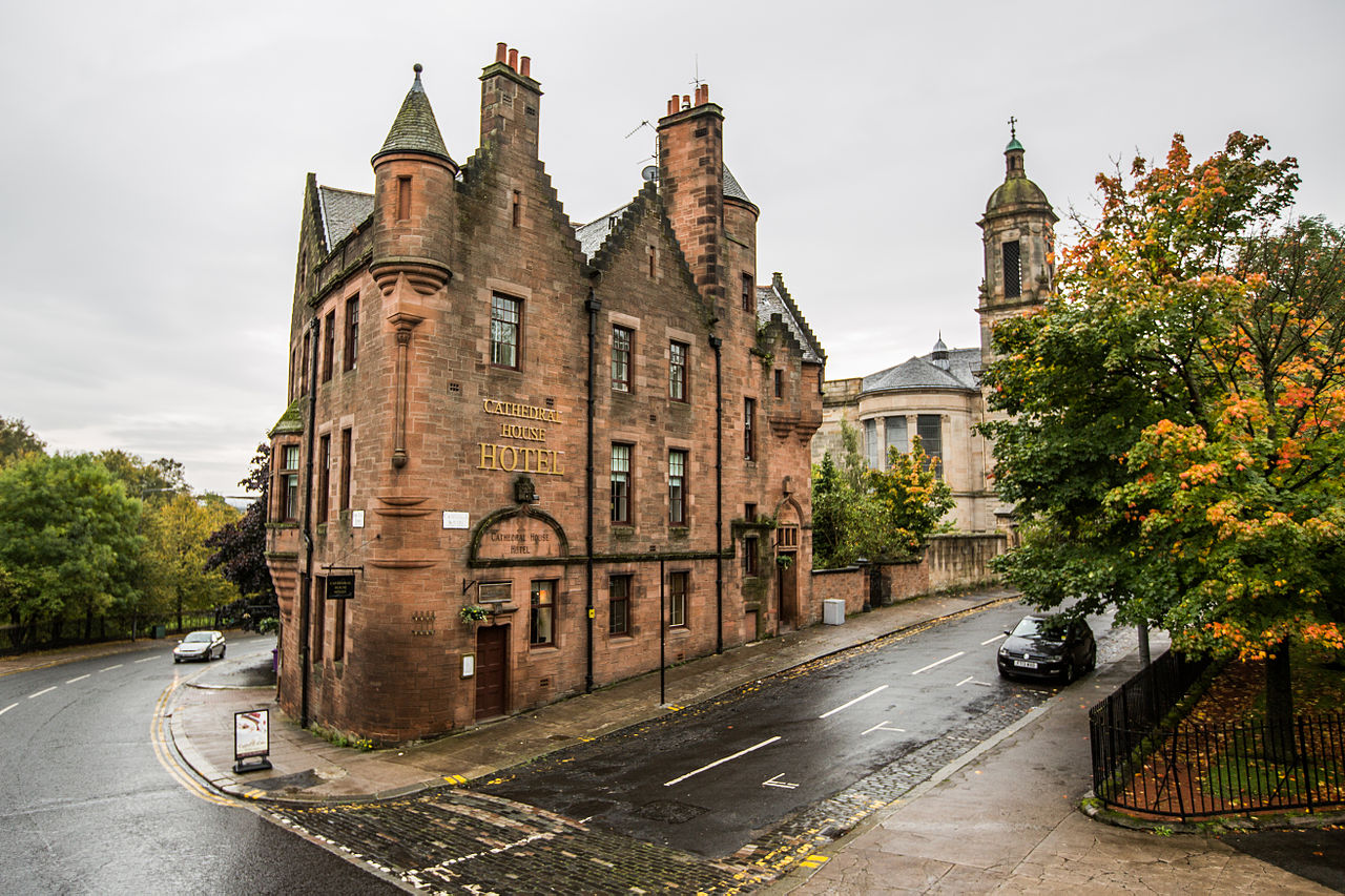 The Cathedral House Hotel Glasgow